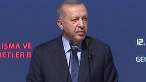 Son dakika... Cumhurbaşkanı Erdoğandan Çalışma Meclisi Toplantısında flaş açıklamalar