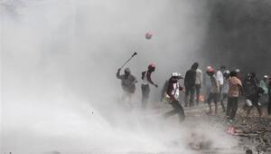 Endonezyada seçim sonucu protestoları: 8 ölü