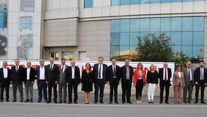 Çerkezköy TSO Başkanı: Kozuva: Gücümüzü sizlerden alıyoruz
