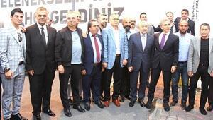 İstanbullu amatörler iftarı Nihat Özdemir ile açtılar