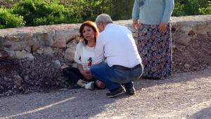 Kazada yaralanan kadın, ölen eşi araçtan çıkarılmadan hastaneye gitmedi