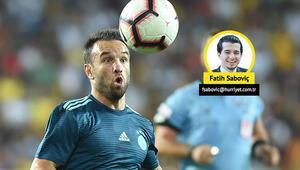 Ersun Yanal veto etti, Valbuena Olympiakosta