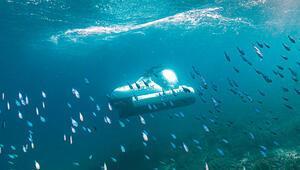 Denizaltı taksi
