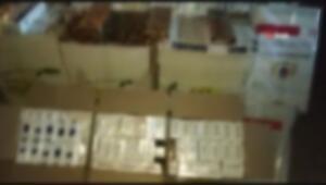Sigara kaçakçısına rekor ceza