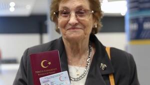 69 yıl sonra Türkiye'ye geldi ve ilk sözü bu oldu