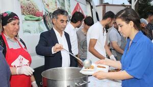 Ak Parti Kozan Teşkilatından Mahmutlu Mahallesinde iftar programı