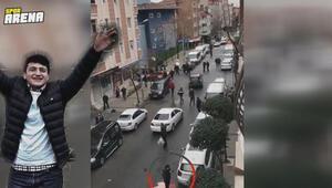 Yıldırım Bosnaspor maçında Küçükköyspor taraftarının öldüğü saldırıda yeni görüntü