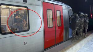 Ankara metrosunda nefes kesen anlar…