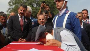 Ankarada tedavi gören güvenlik korucusu, 12 gün sonra şehit oldu