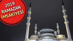 Bugün İstanbul Ankara ve İzmirde iftar saat kaçta yapılacak 24 Mayıs tüm illerin iftar vakitleri