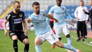 Başakşehir - Alanyaspor: 1-1