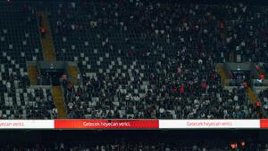 Vodafone Parkta Abdullah Avcı tepkisi
