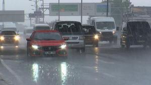 Meteoroloji uyardı İstanbul bugün...