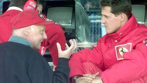 Ölmeden önce açıkladı Schumacherin durumu...