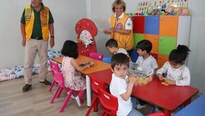 Midyatta Suriyeli ve Yezidi çocuklar için anasınıfı açıldı