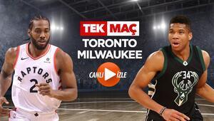 Milwaukee, sezonun en kritik maçına çıkıyor TEK MAÇta Torontoya iddaada...