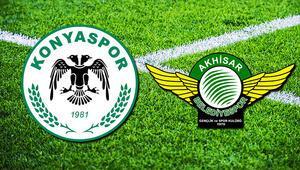 Konyaspor - Akhisarspor