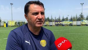 Mustafa Kaplan: Altayı Süper Ligden takımlar istiyor