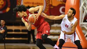 Gaziantep, Galatasaraya şans tanımadı