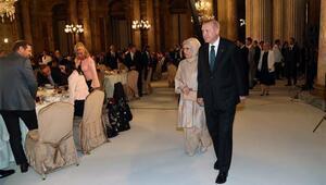 Cumhurbaşkanı Erdoğan, sanatçı ve sporcularla bir araya geldi