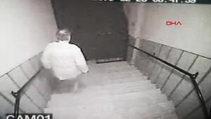 Zeytinburnunda girilmedik ev bırakmayan hırsızlar kamerada