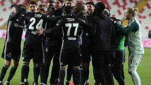 Beşiktaşın Süper Lig karnesi