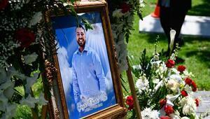 ABD'de trafik kazasında hayatını kaybeden Çağrı Üre toprağa verildi