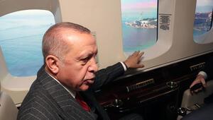 Cumhurbaşkanı Erdoğandan Yassıada mesajı