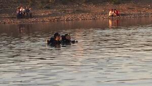 Balık avlamak için Dicle Nehrine giren genç boğuldu