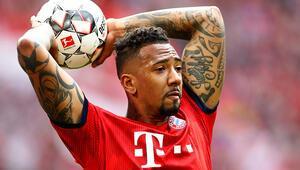 Bayern Münihte Boateng de yolcu