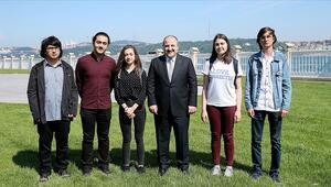 Türkiyede bilimsel ve teknoloji temelli işlerde müthiş bir potansiyel var