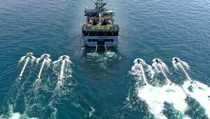 İşte Türkiyenin ilk yerli ve milli sismik araştırma gemisi...