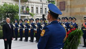 Azerbaycanda Cumhuriyetin 101. yıl dönümü kutlanıyor