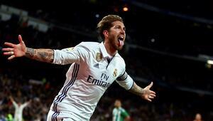 Son dakika: Sergio Ramos Real Madridden ayrılmak istedi