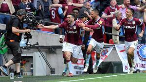 Aston Villa, Premier Lige yükseldi