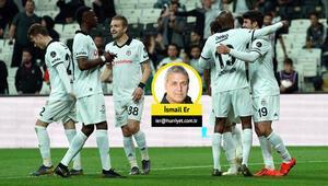 Beşiktaşta hareketli günler