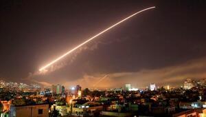 Son dakika... İsrailden Suriyeye saldırı