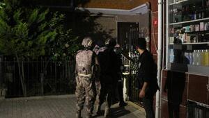 İstanbulda uyusturucu operasyonu: 80 gözaltı