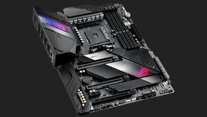 ASUS, AMD X570 serisi yeni anakartlarını duyurdu