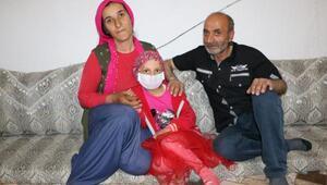 Lösemi hastası Zozanın babası: Kızımı yaşatmak istiyorum