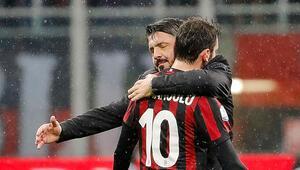 Gennaro Gattuso Milandan ayrıldı