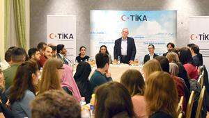 TİKA'dan Macaristan'da öğrencilere iftar