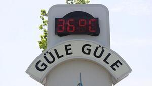 İstanbulda 69 yılın Mayıs ayı sıcaklık rekoru kırıldı