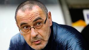 Maurizio Sarri: Şansımız 50ye 50i