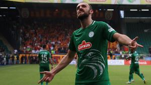 Vedat Muriçin ilk tercihi Fenerbahçe