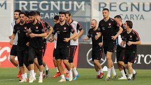 Hazırlık maçında rakibimiz Yunanistan