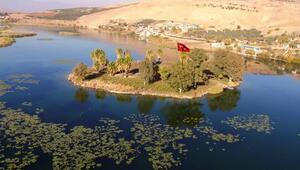 Doğa harikası Gölbaşı Gölü, turizme kazandırılıyor