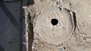 Üsküdarda inşaat çalışmasında tarihi kalıntılar bulundu