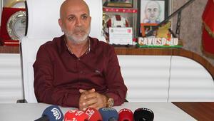 Hasan Çavuşoğlu: Sergen Yalçın ile görüşmemiz devam ediyor