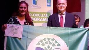 İstek İzmir Okullarına anlamlı ödül